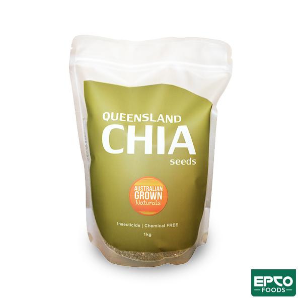Hạt Chia Queenlands (túi) – 1kg